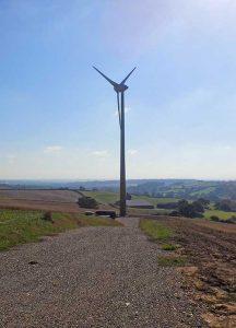 woodborough-wind-turbine-archaeological-consultancy