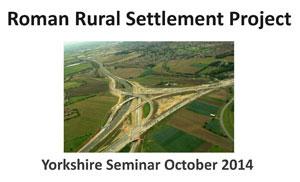 Yorkshire Seminar