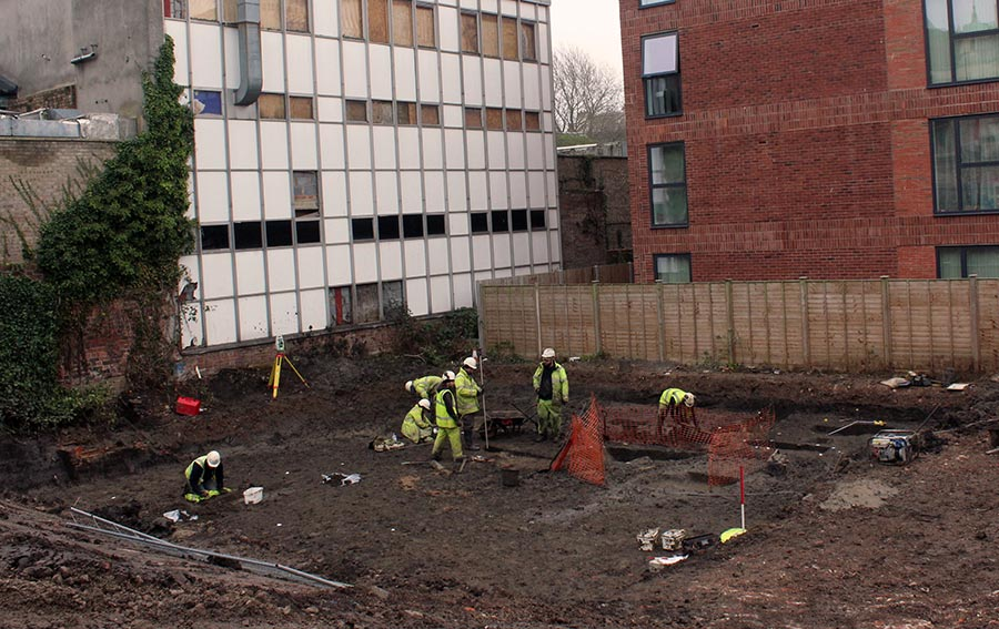 Gloscat Excavation 2017