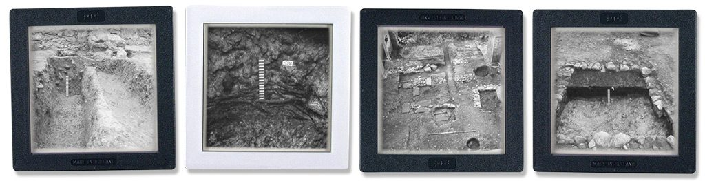 Photographs from Trichay Street excavations