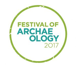 festival of Archaeology logo