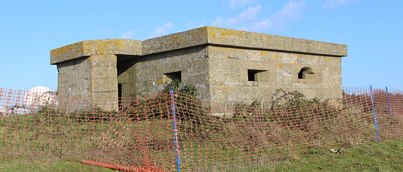 Photo of the Pillbox