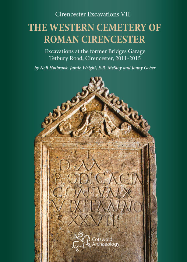 The Western Cemetery of Roman Cirencester-cover