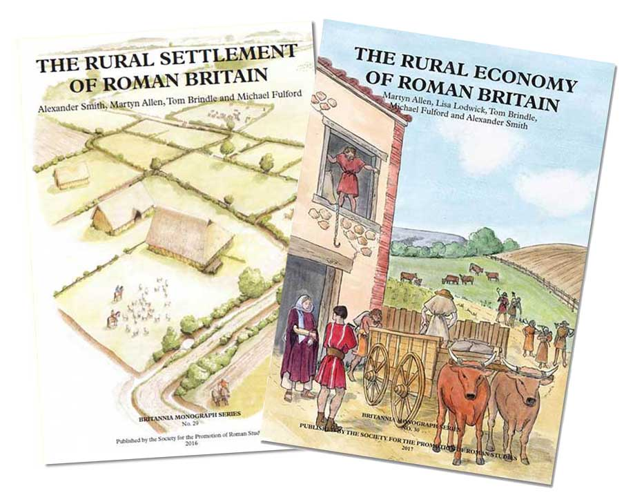 Cover of Britannia monographs