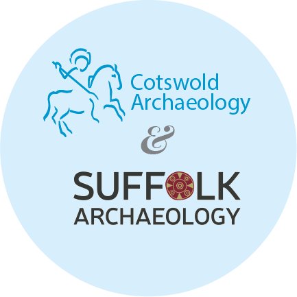cotswold and suffolk logos