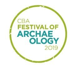 festival of archaeology 2019 logo