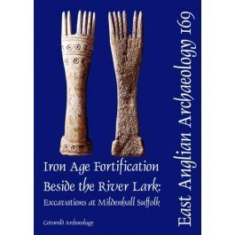 Iron Age Fortification beside the river Lark, book cover