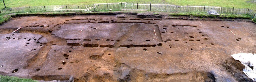9th century church at Brandon Suffolk