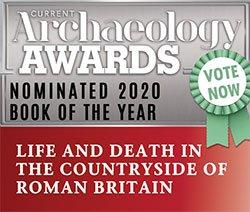Current archaeology awards logo