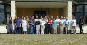 The Suffolk County Council Archaeology Field Team in 2003