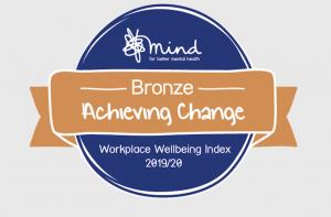 mind's Bronze badge