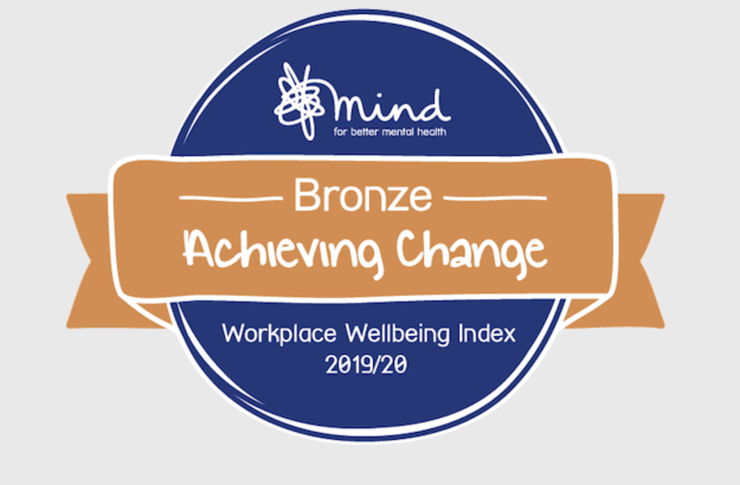 mind's Bronze badge