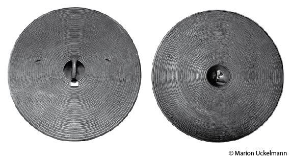Yetholm-type shield ©Marion Uckelman