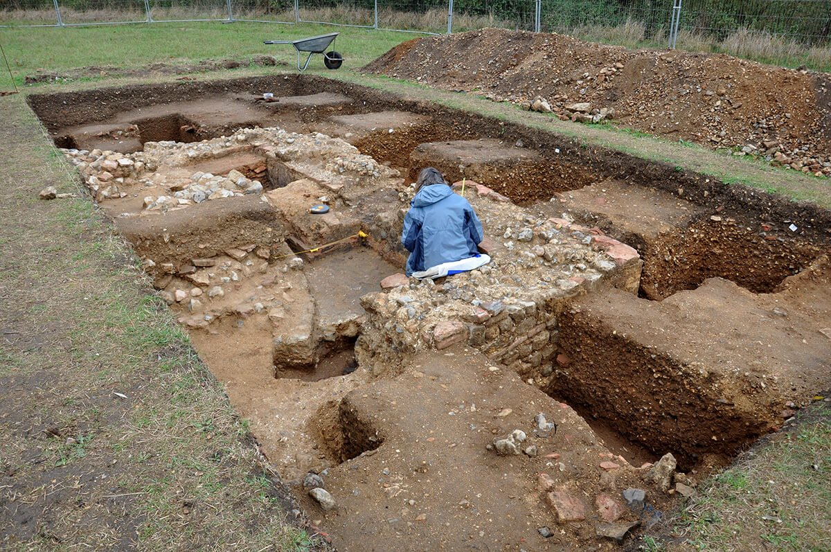 Cours Knoll Excavations