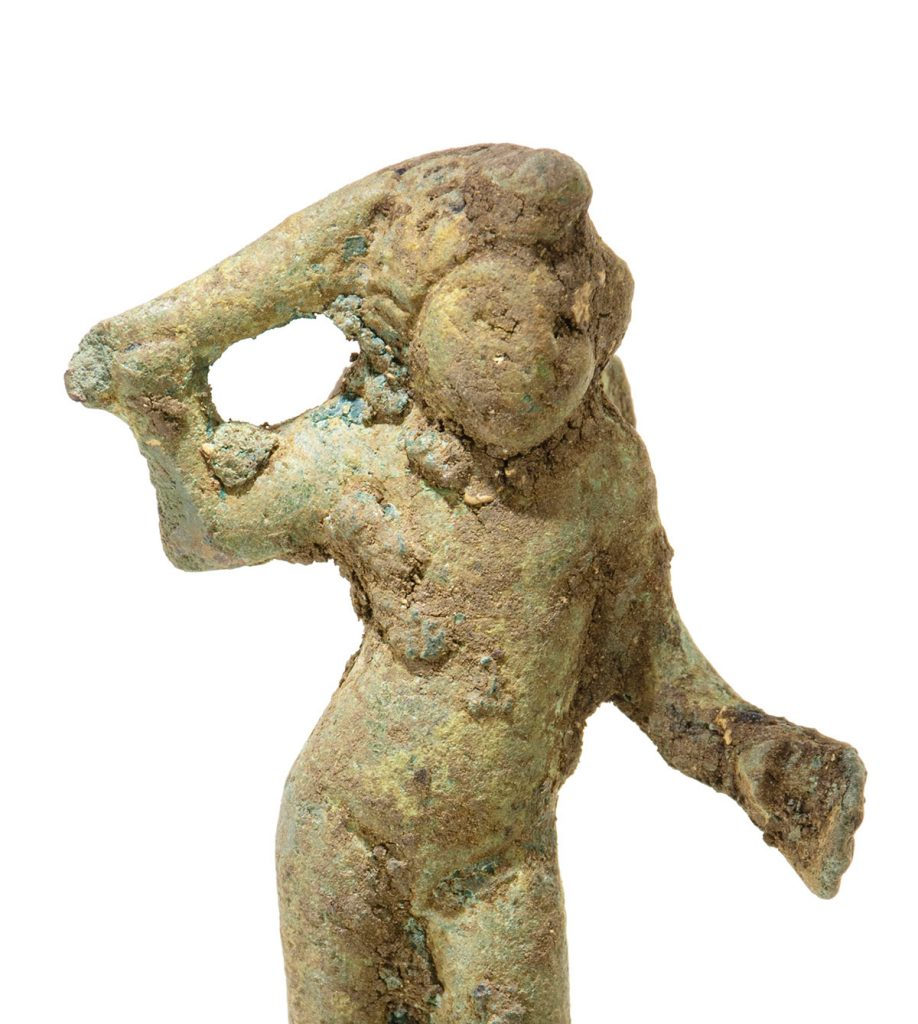 A417 cupid figurine