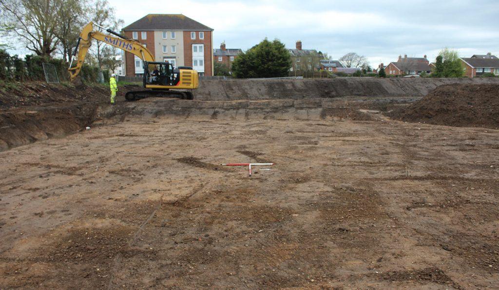 Denmark Road site