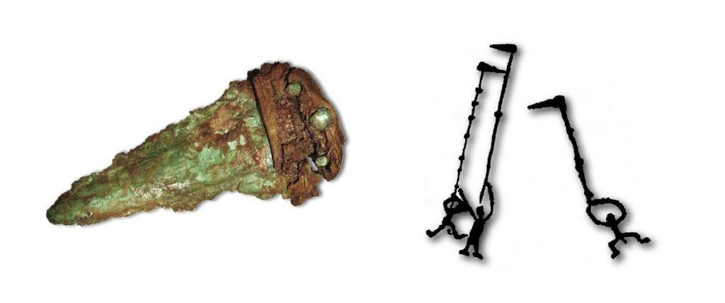 Halberd and prehistoric art of Europe
