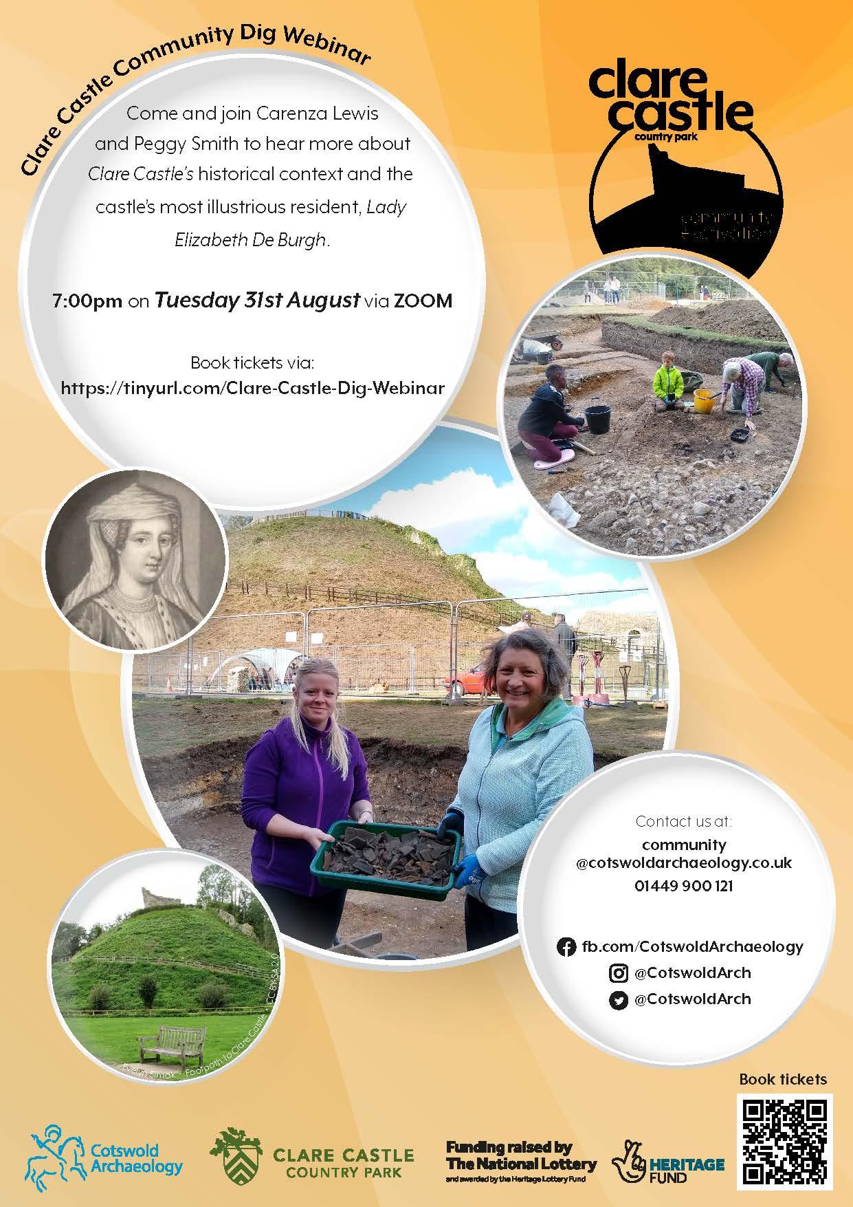 Clare Castle poster